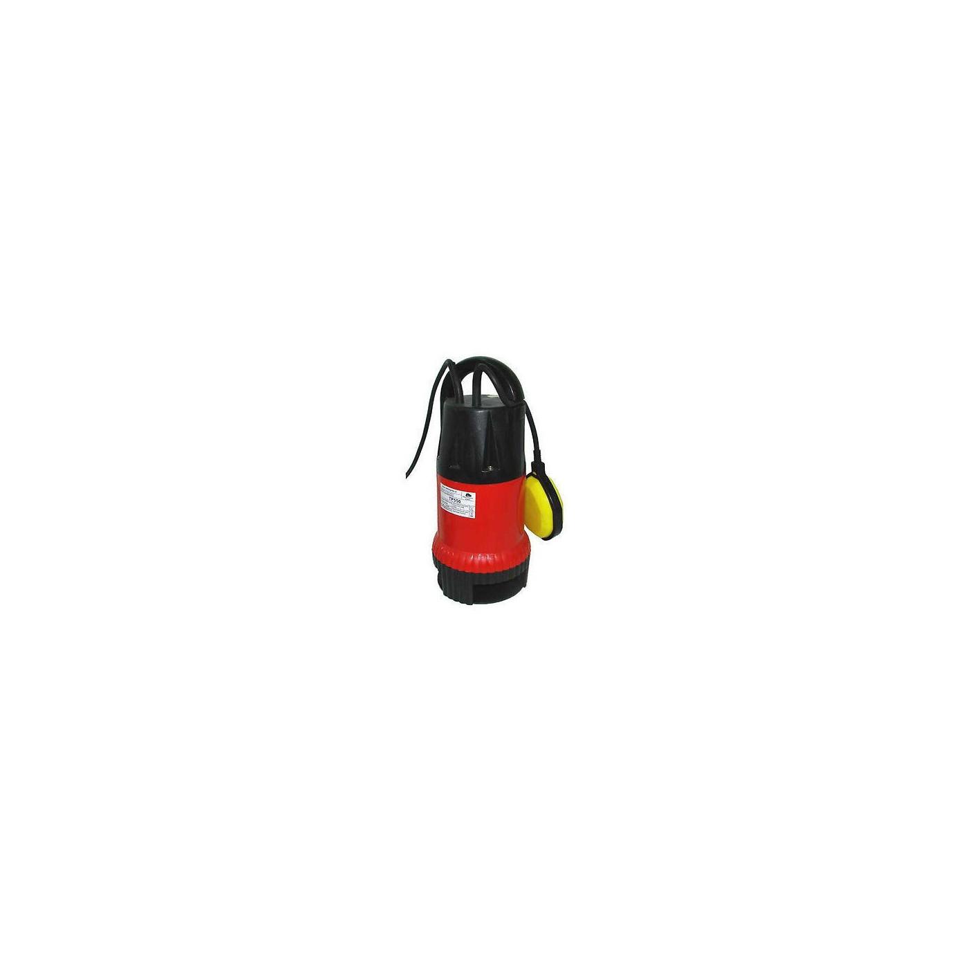Pumpe 550W Wasserpumpe Gartenpumpe Tauchpumpe Regenfasspumpe Schwimmerschalter
