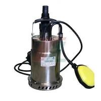 Pumpe 500W Edelstahl Wasserpumpe Gartenpumpe Tauchpumpe  Schwimmerschalter