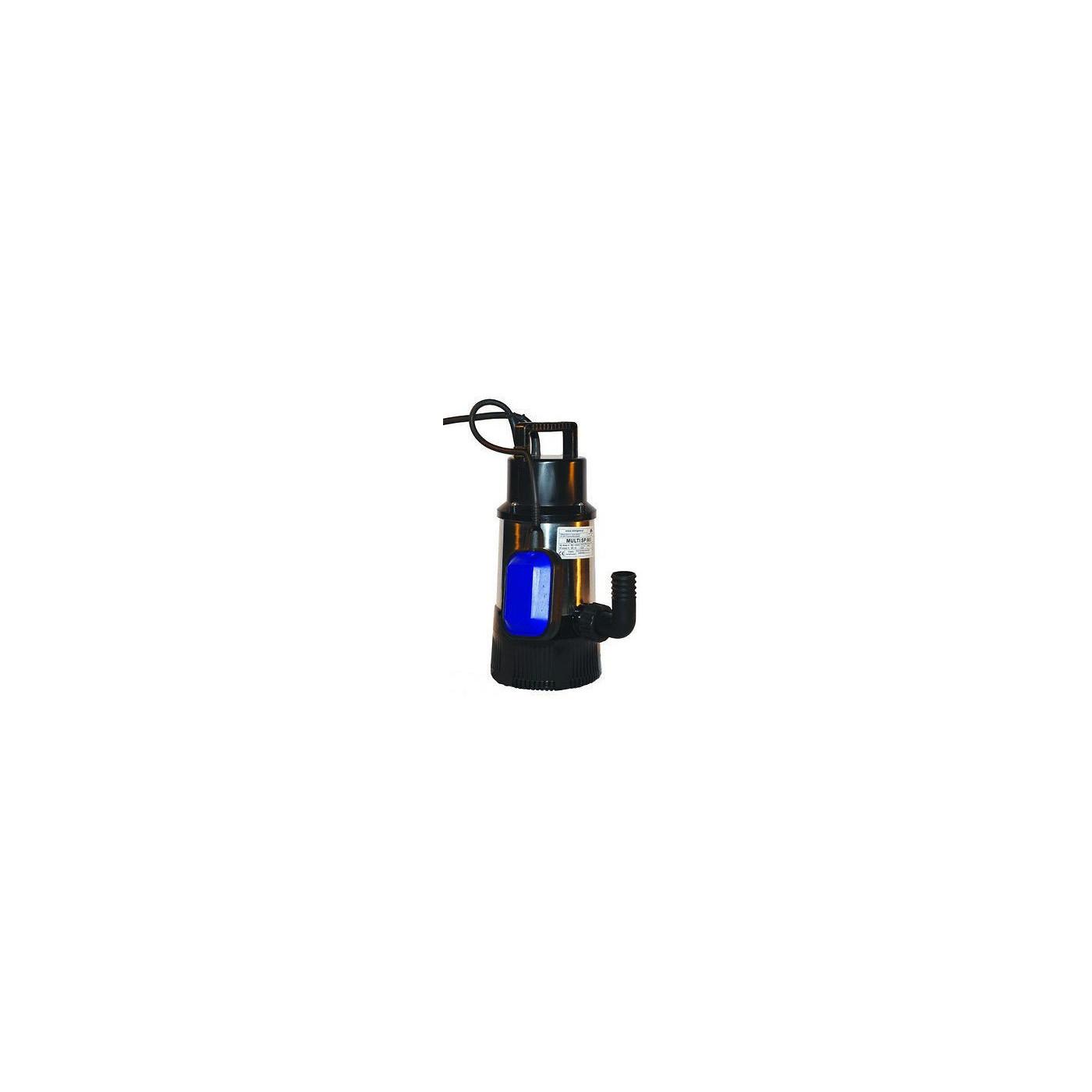 Pumpe 800W Edelstahl Wasserpumpe Gartenpumpe Tauchpumpe  Schwimmerschalter