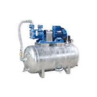 Hauswasserwerk 1,1 kW 230V 91 l/min Druckbehälter 150-300 L verzinkt Druckkessel Set Wasserpumpe Gartenpumpe