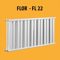 FLOR - FL22 Design PANEELHEIZKÖRPER HEIZKÖRPER FLACH TOP