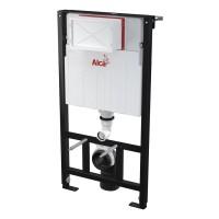 WC Vorwandelement für Trockenbau Unterputzspülkasten Spülkasten Wand WC hängend 100 cm inkl. Schallschutz