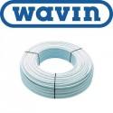 WAVIN Rohr Mehrschichtverbundrohr Alu Metallverbundrohr 25x 2,5mm 50 Meter Rolle