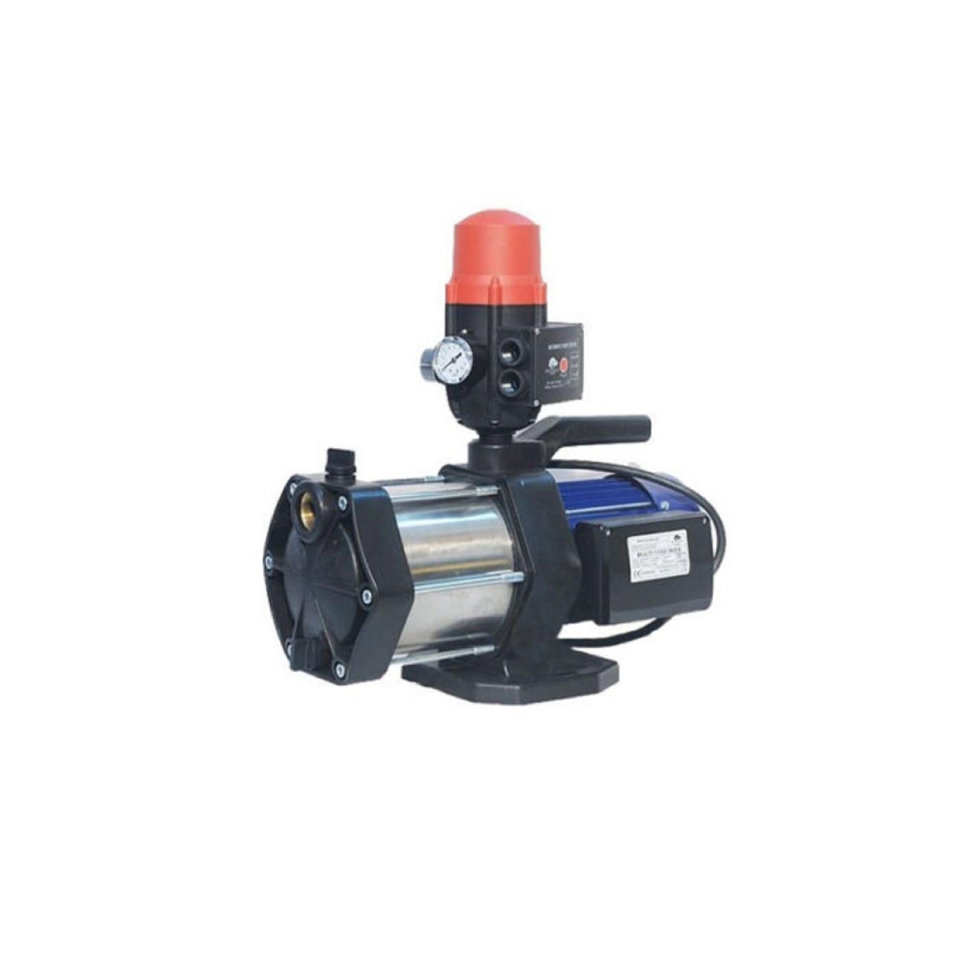 Wasserpumpe 1100W 90l/min Jetpumpe Gartenpumpe Hauswasserwerk Kreiselpumpe  B