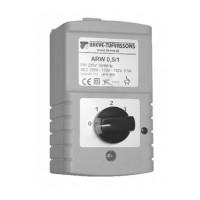Drezahlsteller 3 Stufen für Lufterhitzer Luftheizung Heizregister