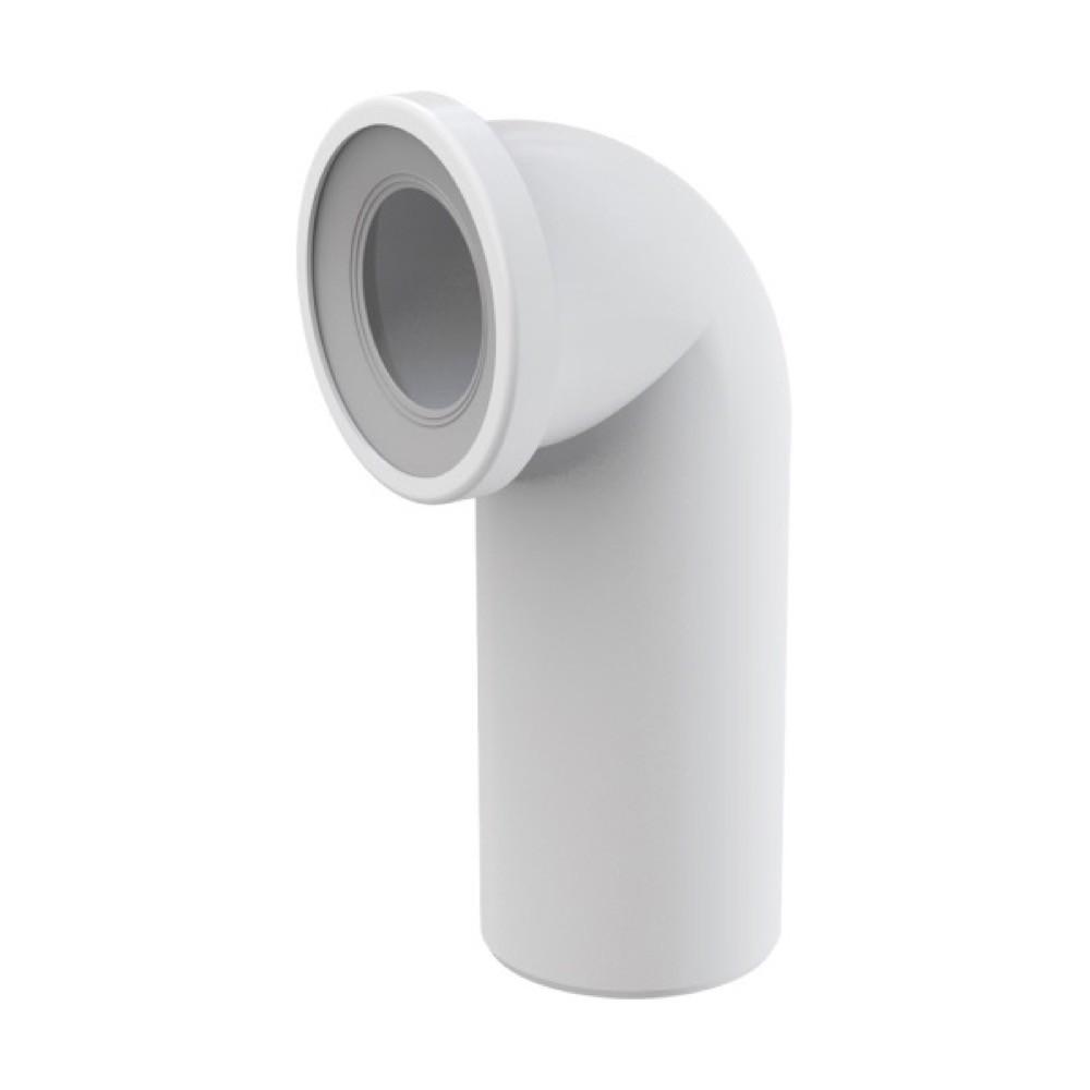 wc-anschluß bogen 90 grad abfluß weiß weiss wc-abfluß abflussrohr wc