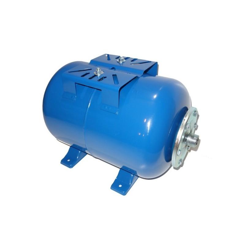 Druckkessel-Druckbehaelter-150L-Membrankessel-Hauswasserwerk-Horizontal-liegend