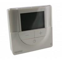 Uponor Smatrix Wave I-163 Funk Raumfühler digital  Thermostat Schaltuhr