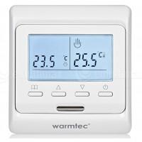 Raumthermostat PROGRAMIERBAR LCD Display Raumfühler Unterputz Thermostat Unterputz Fußbodenheizung