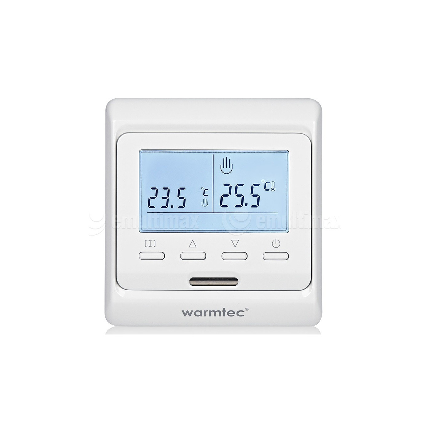 unterputz thermostat