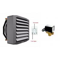 Lufterhitzer 50,4 KW Drehzahltraforegler Thermostat Stellmotor 2 Weg Ventil Heizregister Luftheizung Hallenheizung