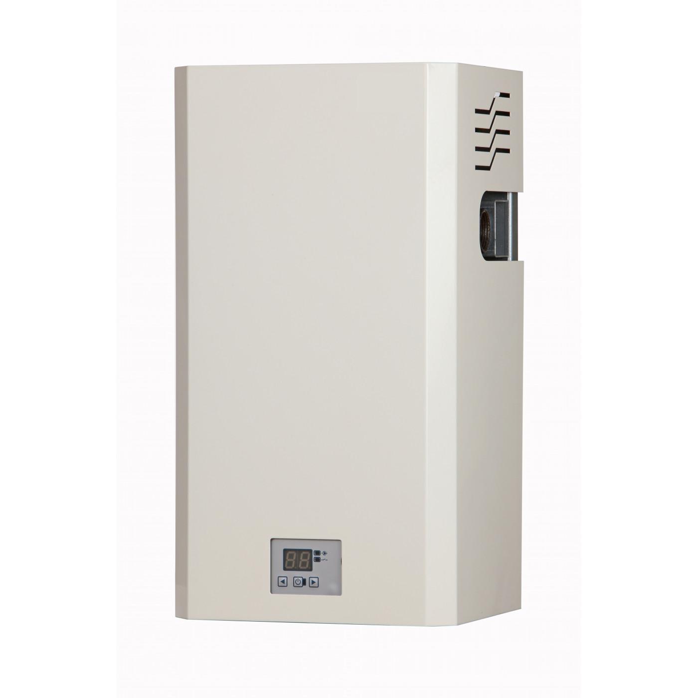 Elektro Heizkessel Heiztherme 9 kW elektrische Heizanlage  Elektrozentralheizung Therme