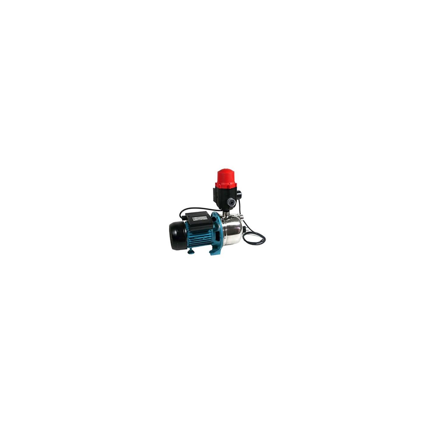Wasserpumpe 1100W 60l/min Jetpumpe Gartenpumpe Hauswasserwerk Kreiselpumpe