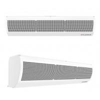 Luftschleier  Länge 1M bis 2M 14,9kW Wasserwärmetauscher inkl. Haltersatz Lufterhitzer Hallenheizung für Eingänge Lufttür